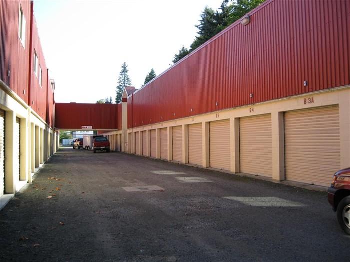 Econo Ezy Box Storage Onsite Storage Facility Moveable Units
